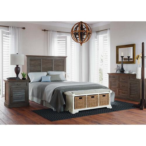 Summerville King Headboard