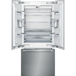 Thermador36-Inch Built-in Panel Ready French Door Bottom Freezer