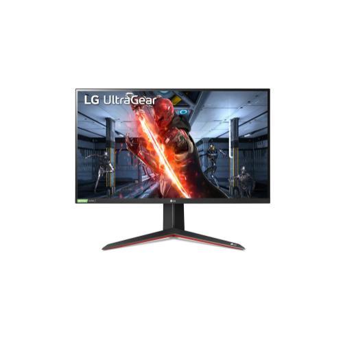 27'' UltraGear™ QHD Nano IPS 1ms 144Hz G-SYNC Compatible Gaming Monitor
