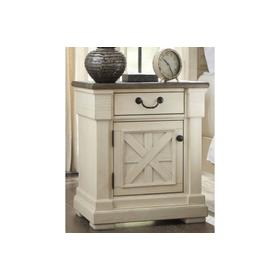 Bolanburg One Drawer Night Stand Antique White