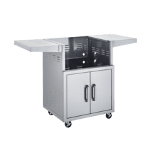 View Product - 26-INCH STAINLESS CART