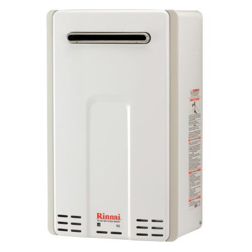 High Efficiency Tankless Water Heater