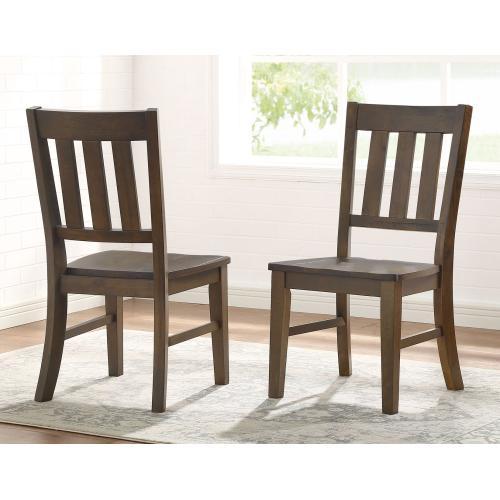 Mayla Side Chair w/Stretchers