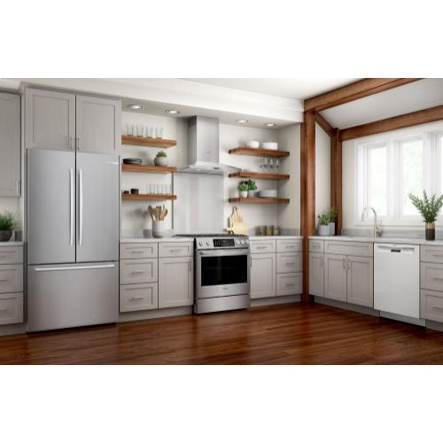 800 Series Dishwasher 24'' White SHEM78Z52N
