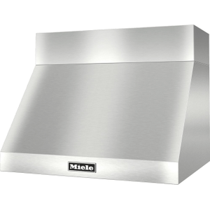 MieleDAR 1220 - Wall ventilation hood for perfect combination with Ranges and Rangetops.