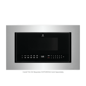 30'' Built-In Side Swing Microwave Oven