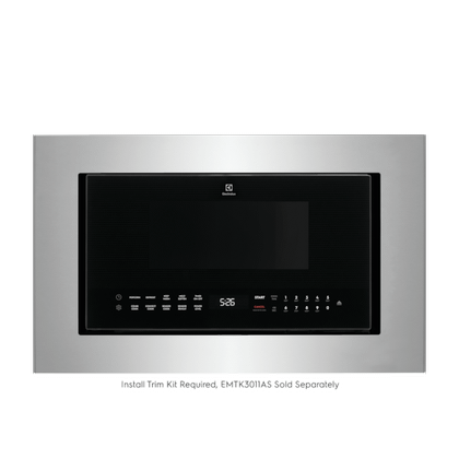 See Details - 30'' Built-In Side Swing Microwave Oven