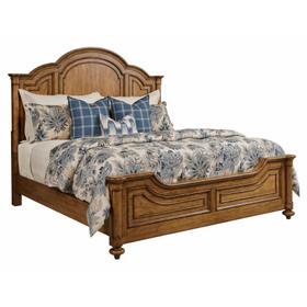 Queen Eastbrook Panel Bed Complete