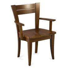 See Details - Model 39 Arm Chair Wood Seat