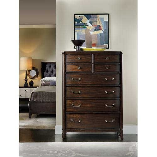 Palisade Eight Drawer Chest