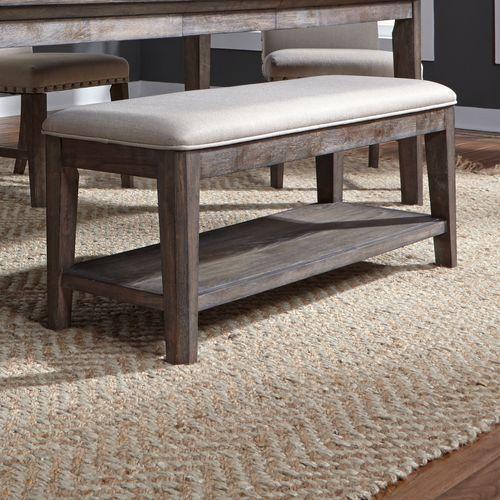 Liberty Furniture Industries - Uph Bench (RTA)