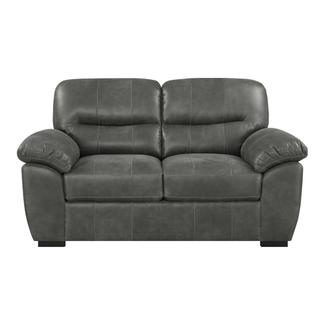 Nelson Loveseat Charcoal