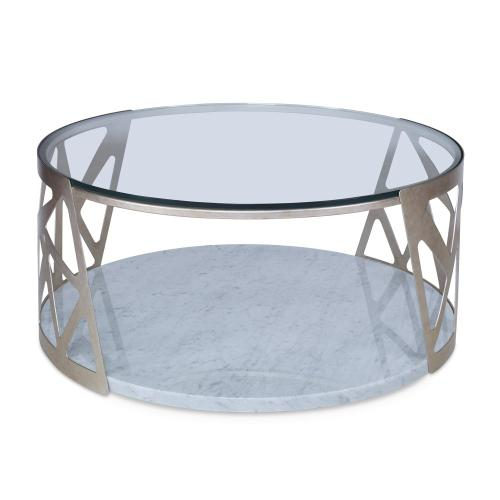 Pierced Cocktail Table