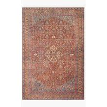 View Product - LQ-06 Red / Multi Rug