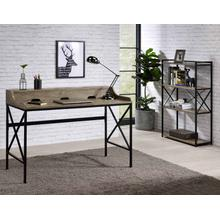 Corday 2-Piece Desk Set (Desk & Bookcase)