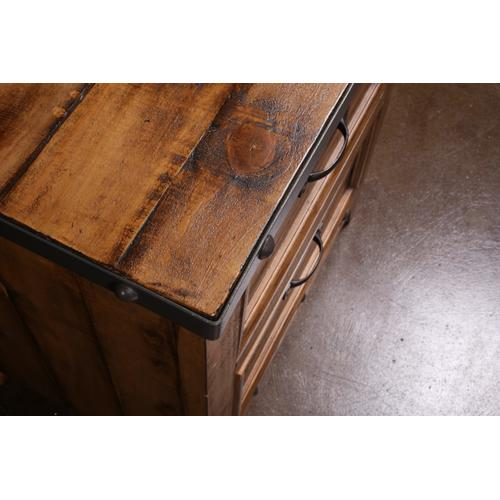 Product Image - Dresser with Mirror - Rustic Collection