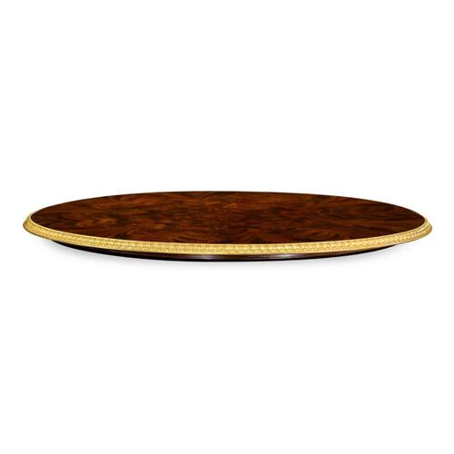 "39"" Lazy susan of 79"" dining table"