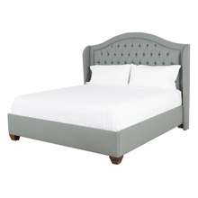 See Details - Winged Fully Upholstered Beds and Headboards Only