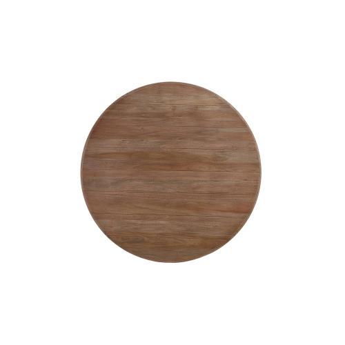 Farmhouse 4' Round Pedestal Table - WHD DRW