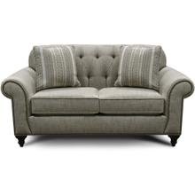 Evan Loveseat with Nailheads and Frame Coil Kit Upgrade