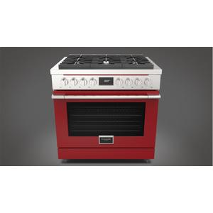 "Fulgor Milano36"" Venetian Red Color Kit"