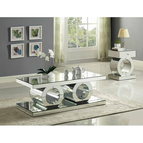 "Jocelyn Coffee Table - 48"" W x 24"" D x 18"" H"