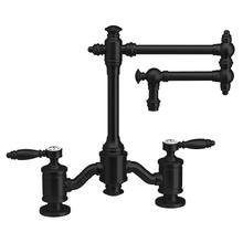 See Details - Towson Bridge Faucet - 6100-12 - Waterstone Luxury Kitchen Faucets