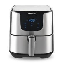 Kalorik 5.3 Quart Digital Air Fryer Pro XL Stainless Steel