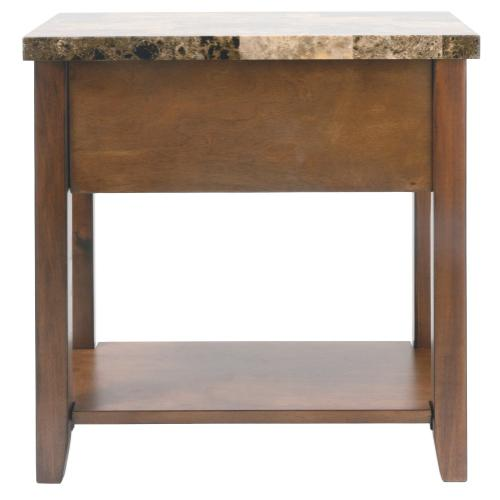 Breegin Chairside End Table