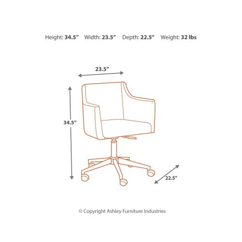 Baraga Home Office Desk Chair