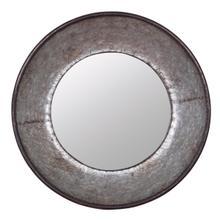 See Details - Frisco Round Mirror