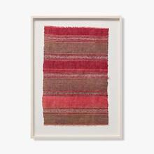 See Details - 0325430005 Vintage Textile Wall Art