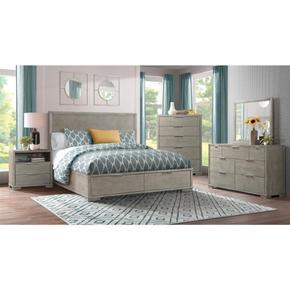 Remington - Seven Drawer Dresser - Urban Gray Finish
