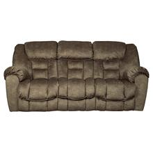 Capehorn Reclining Sofa Earth