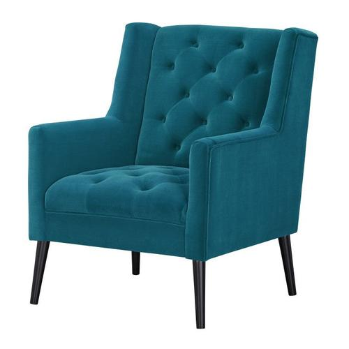 Gallery - Miami Accent Chair, Teal