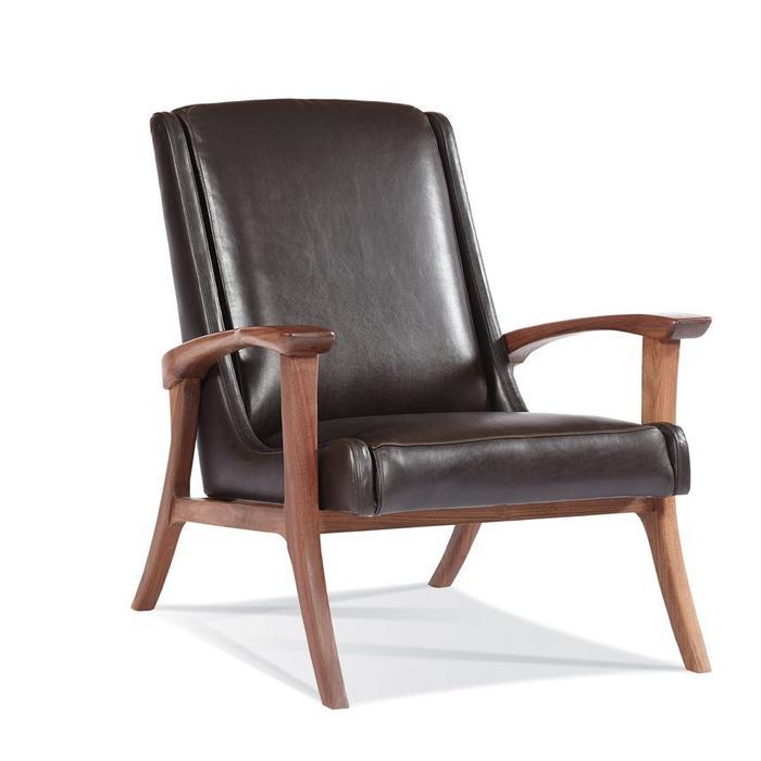 Whittemore Sherrill - 371-01 Lounge Chair Classics