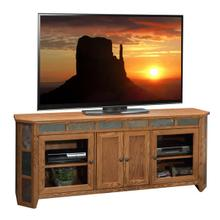 """View Product - Oak Creek 72"""" Angled TV Console"""