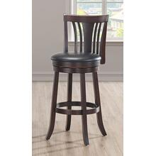 1017 Swivel Stool - 24""