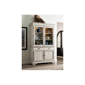 Rainer Display Cabinet Complete
