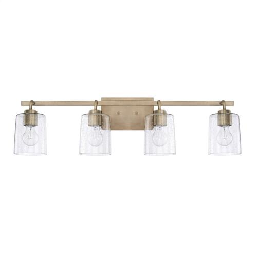 4 Light Vanity