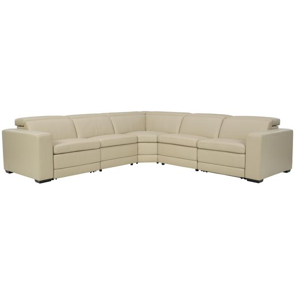 See Details - Texline 6-piece Power Reclining Sectional