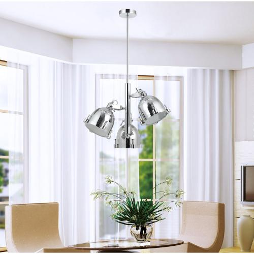 60W X 3 Hubble 3 Light Chandelier