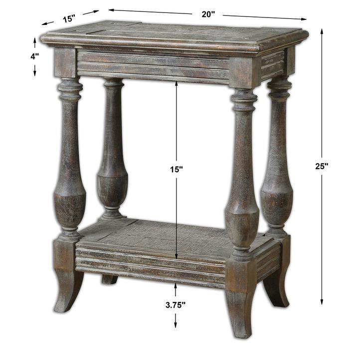 Uttermost - Mardonio Accent Table