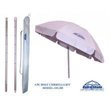 Hydra Shade 6' Round Boating & Beach Umbrella 4 Pc Kit