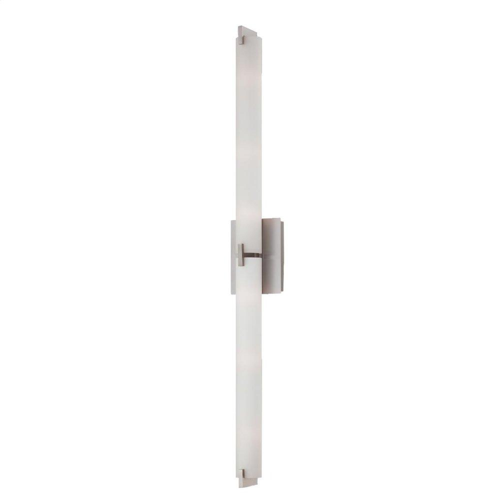See Details - WALL MOUNT - Brushed Nickel