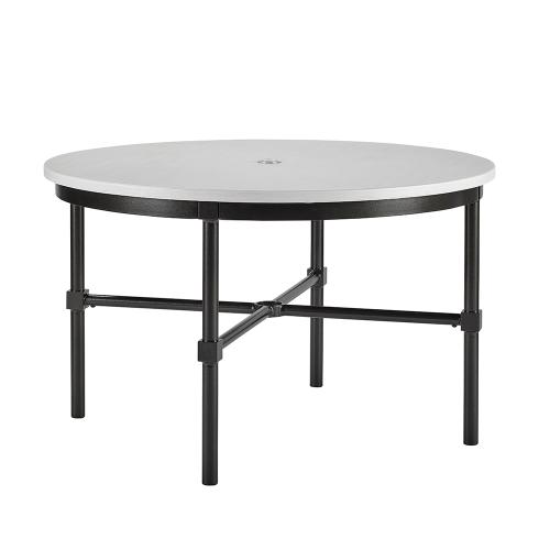 """Langham 48"""" Round Dining Table"""