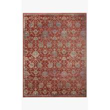 View Product - GIA-05 Red / Multi Rug