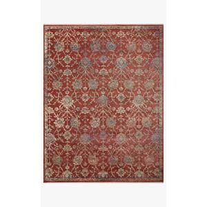 Gallery - GIA-05 Red / Multi Rug