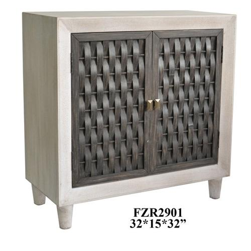 """Product Image - 32X15X32"""" WOODEN CABINET, 1 PC PK, 10.79'"""