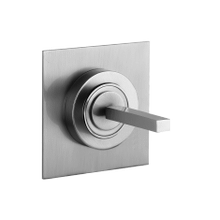 "TRIM PARTS ONLY Wall-mounted washbasin mixer control For spouts 26599, 26699, 26600, 26591, 26595, and 27282 1/2"" connections Drain not included - See DRAINS section Requires in-wall rough valve 26812"